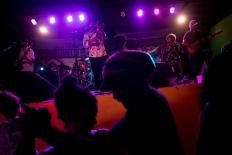 25/12/17 - Maciel Salu faz show da circulação Nordeste na Casa da Rabeca, em Cidade Tabajara. Foto: Eric Gomes.